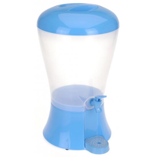 Blauwe drankjes dispenser 10 liter