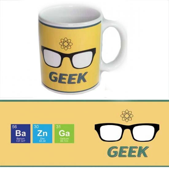 Geek theemok 300 ml