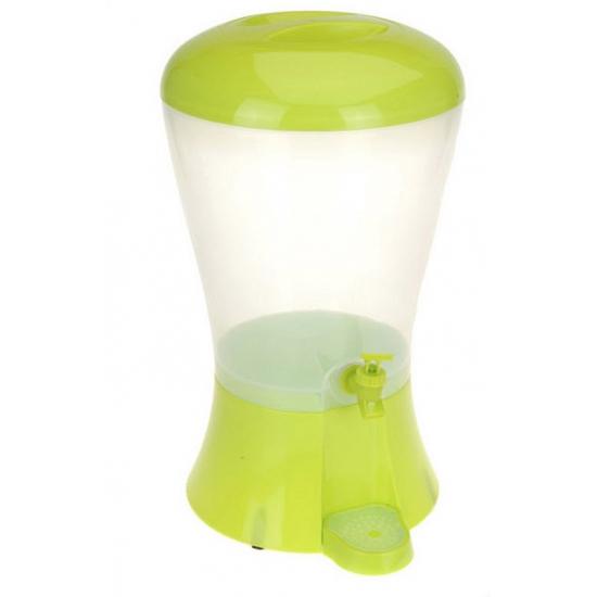 Groene drankjes dispenser 10 liter