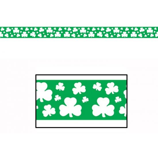 St. Patricks Day markeerlint 6 meter